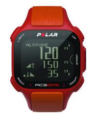 polar RC3 heart rate monitor