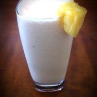 Tropicalicious Protein Shake