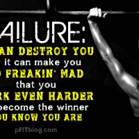 Failure Might Just Make You Mad Enough to Succeed