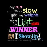 I'm A Winner Every Day I Show Up
