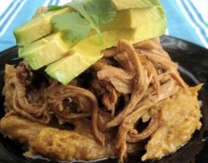 pork and plantains