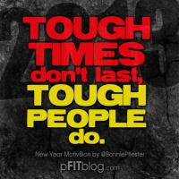 30 Days of Motivation: You Can Tough it Out