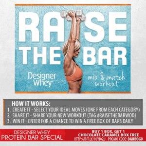 Raise the Bar Workout
