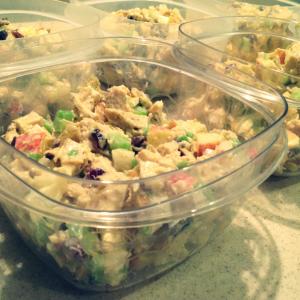 Low-Cal Waldorf Chicken Salad