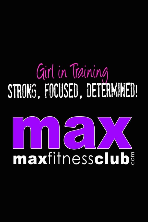 Girl in Training MAX
