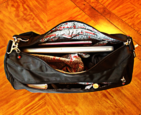 Live Well 360 Core gym bag