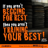 Are You Training Your Best?