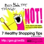 Grocery Shop with Me! 7 Healthy Shopping Tips & This Week's Grocery List