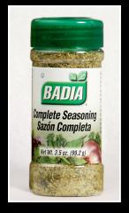 Complete Seasoning