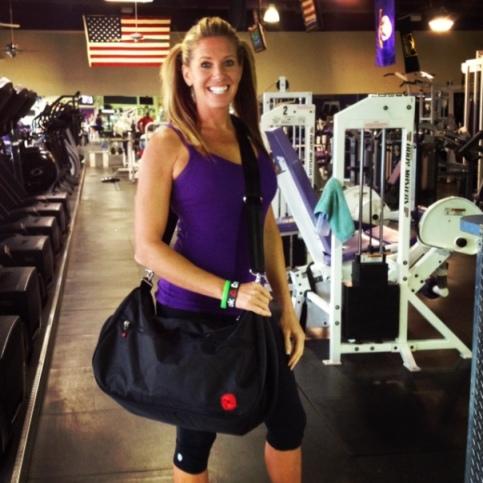 Live Well 360 Core gym bag