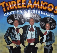 three amigos restaurant