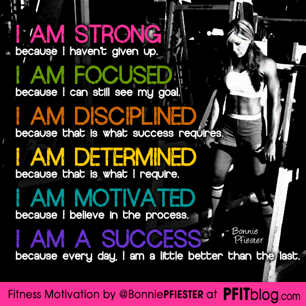 I AM Determined Woman Quotes