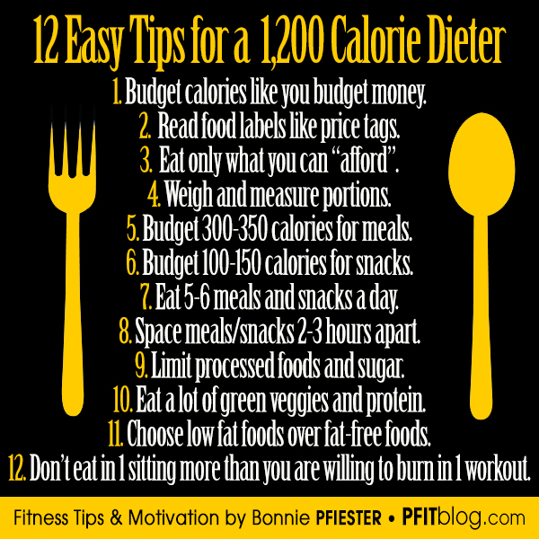 12 Diet Tips