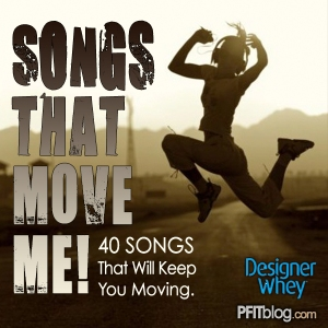 Songs that Move Me
