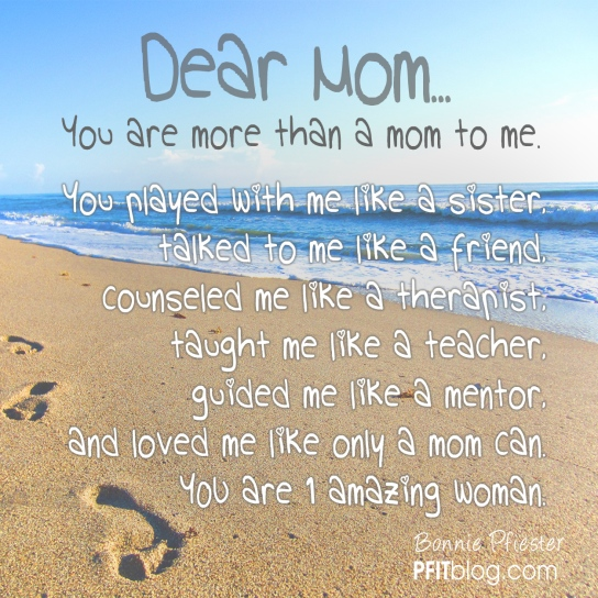 more than a mom