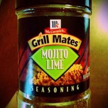 Grill Mates mojito lime