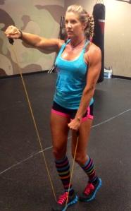 StrongerRX Shoulder Workout