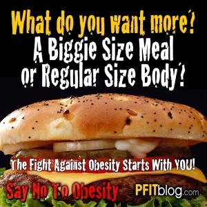 biggie size