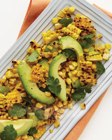 Grilled Chipotle Corn
