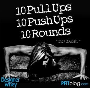 10 & 10 Workout