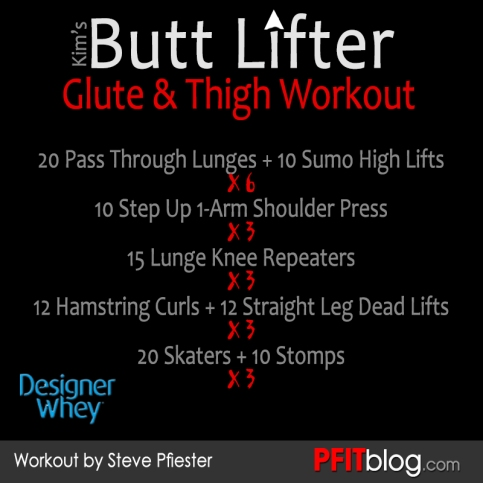 Butt Lifter Workout
