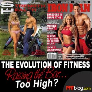 evolution of fitness