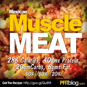 muscle meatloaf