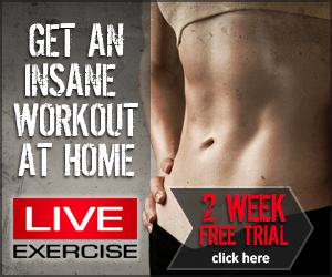 live exercise