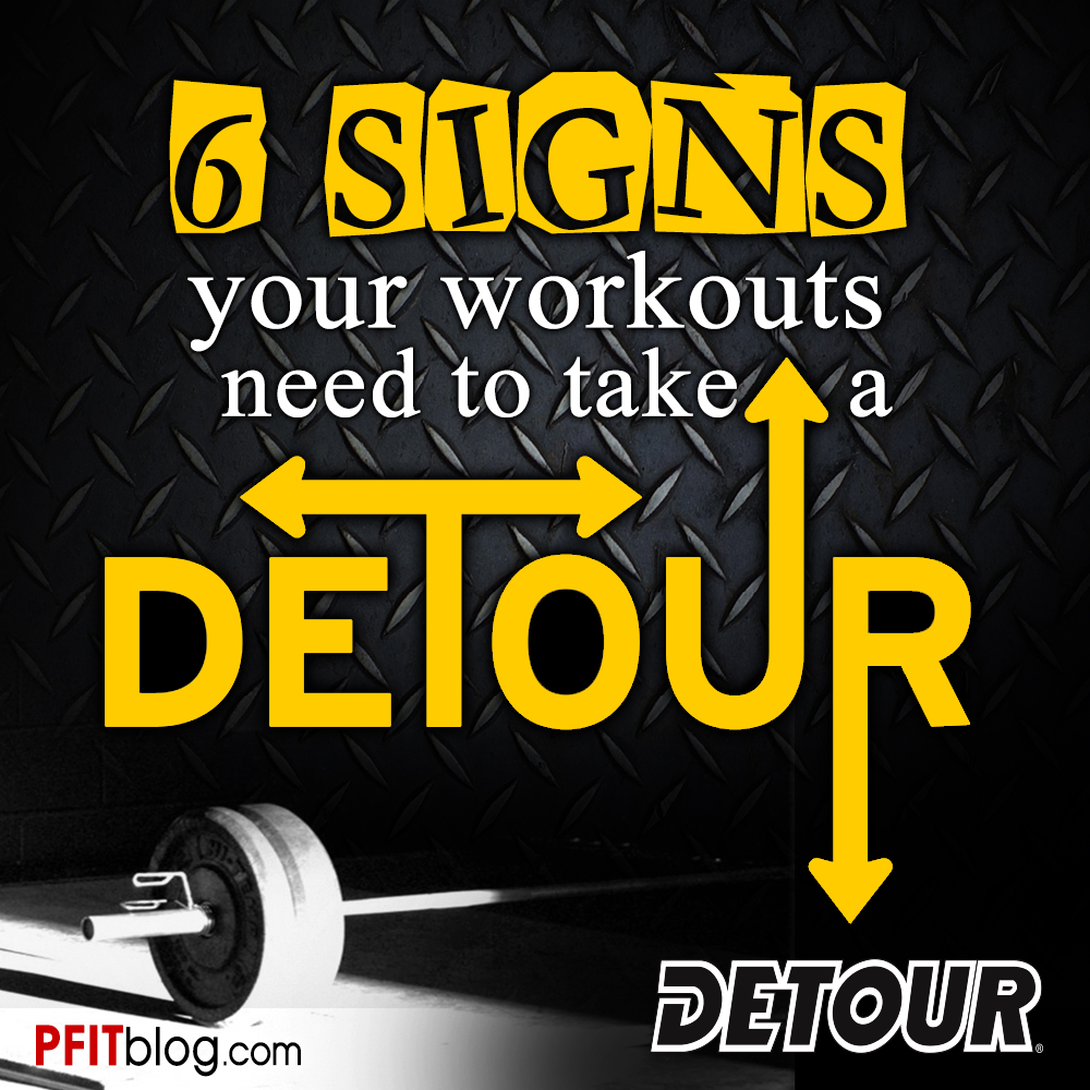 6 Signs Your Workout Needs A Detour Pfitblog Leg Butt Toning Circuit After I Hurt My Ankle Earlier This Year Had To Completely Change Routine Since Running Regularly Was Out Needed Figure Another Way