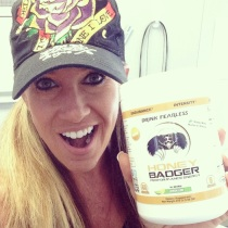 Honey Badger Pre-Workout Drink