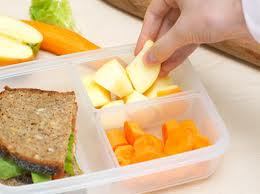 packing lunch
