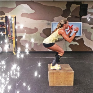 box jumps stars