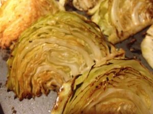 grilled cabbage