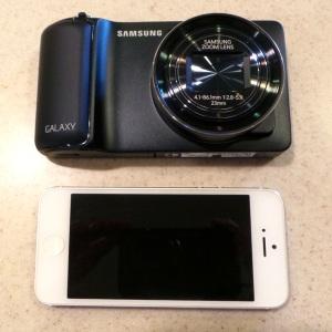 galaxy camera phone