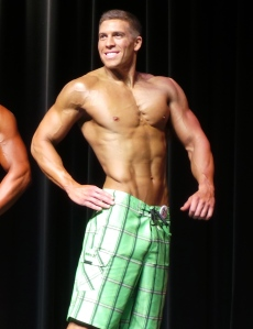 physique competition photos
