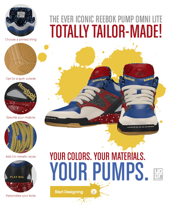 Your Pumps