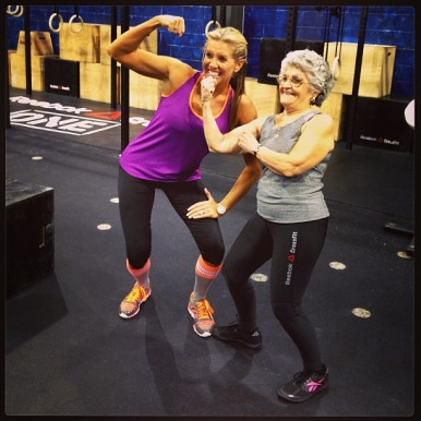 CrossFit Mary Ann