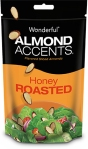 almond accents honey roasted