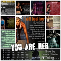 Fitness Motivation: You Are Her Too