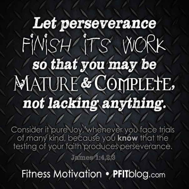 Finish Work Quotes: Want To Give Up? The Key To Perseverance » PfitBlog
