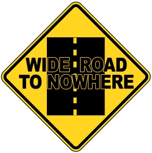 WIDE ROAD