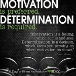 motivation is prferred