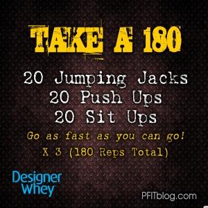 180 workout