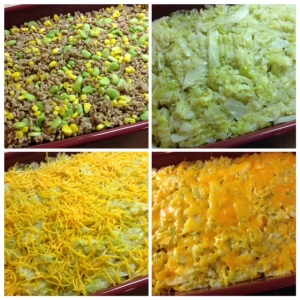 potatoeless sheperd's pie