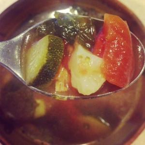 Low-Carb Low-Cal Soup