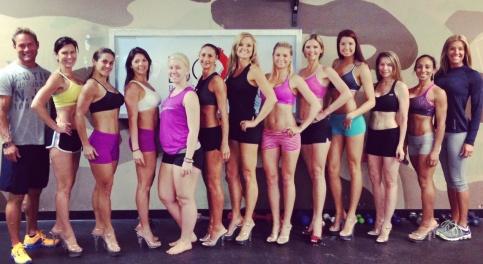 bikini training