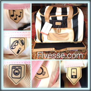 Fivesse gym bag