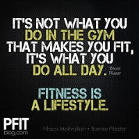 Fitness: Beyond Your Gym Attendance