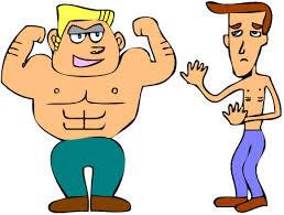weak vs strength