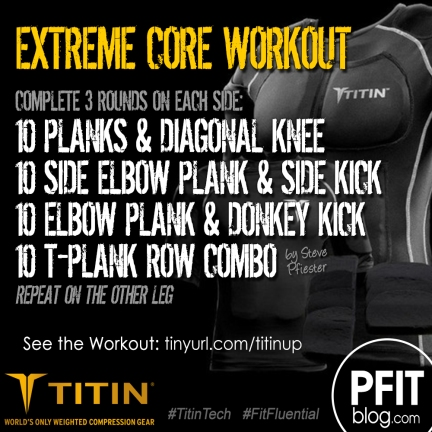 Extreme Core Workout